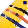 Curaplex® Polypropylene Two-piece Backboard Strap, Blue