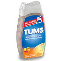 SmithKline Beecham Consumer Tums Ultra Strength Chewable Tablets, 160 Tablets, Assorted Flavor