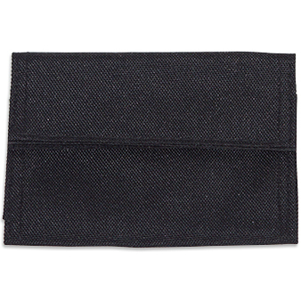 Curaplex® Glove Pouch, Vertical, Black