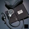 Diagnostix™ 700 Pocket Aneroid Sphygmomanometer, Size 12 Large Adult, 34 to 50cm, Black