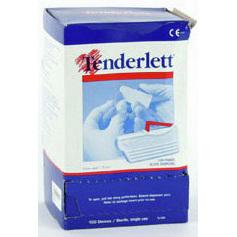 Tenderlett® Fixed Depth Lancet, Red, 0.9mm L x 1.75mm D
