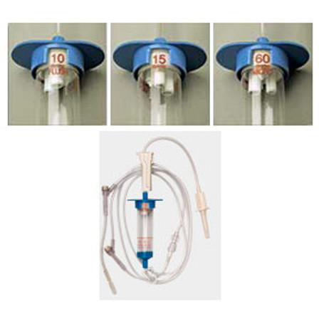 *Discontinued* SELEC-3® 3-in-1 IV Administration Set