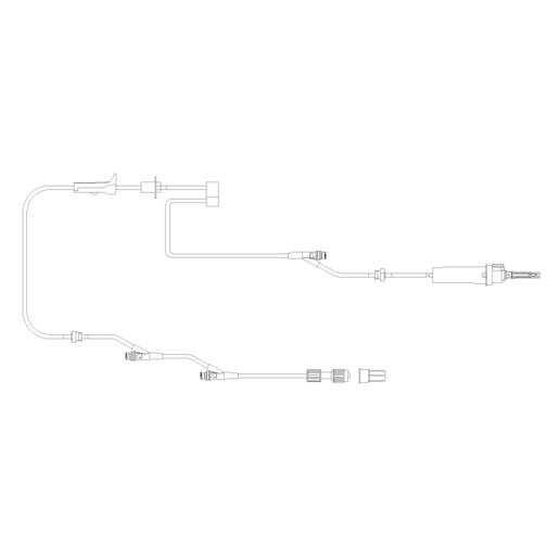 Medsystem III™ Smartsite™ Infusion Set