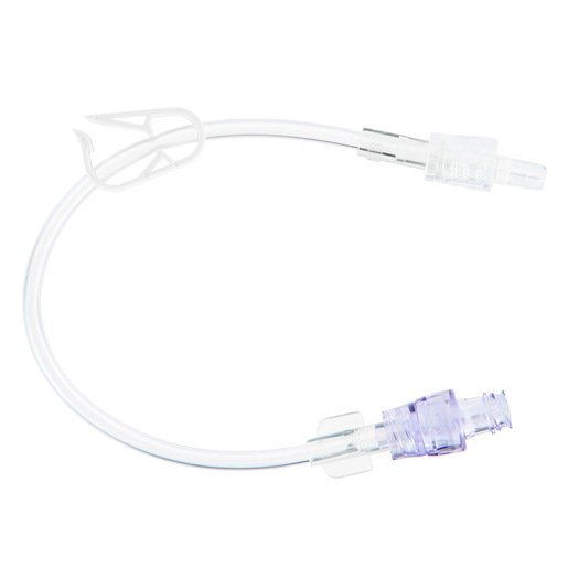 IV Extension Set, 2mL, 8in L