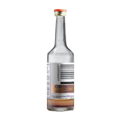 BD BACTEC Plus Anaerobic medium in plastic culture vials