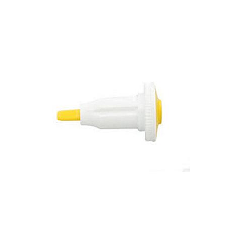 *Discontinued* Safe-T-Lance® Plus Safety Lancet, Yellow, 18ga