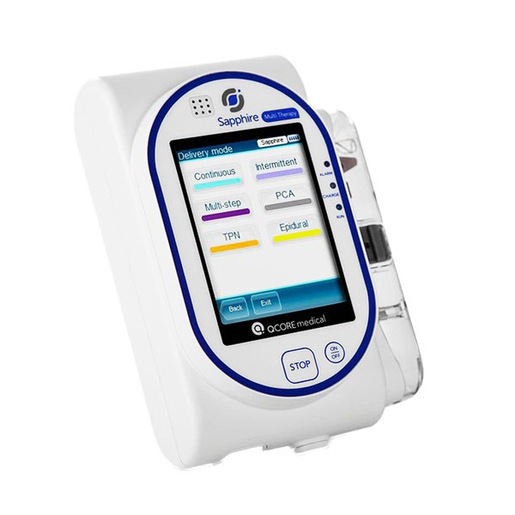 Sapphire Multi-Therapy Infusion Pump Kit