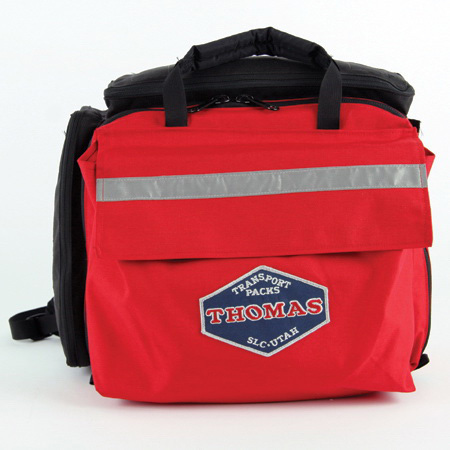 Thomas Heating Pack, without Contents, Red