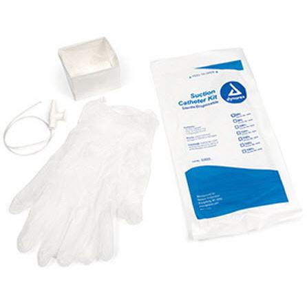 Suction Catheter Kit, Sterile, Pediatric, 6fr