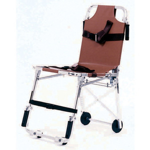 Stair Chair, Burgundy, Model 42