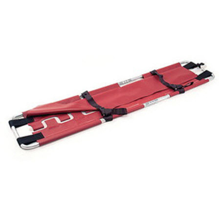 Model 12-C Emergency Stretcher, 74in L x 9in W x 1in H