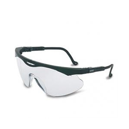 Uvex™ Skyper Anti-fog Eyewear, Clear Lens, Black Frame