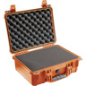 1450 Series Protector Case with Foam, Orange