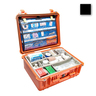 1550 EMS Series Medium Protector Case™ with Padded Bottom Dividers, Adjustable Walls, Multi Layer Lid Organizer, Black