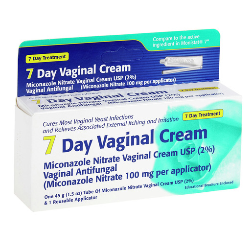 Taro 2% Miconazole Nitrate Vaginal Cream, 45g