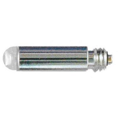 Laryngoscope Lamp, Fiber Optic, 2.5V, For Greenline, New Pin Laryngoscope