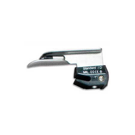 Conventional Disposable LED Miller Laryngoscope Blades