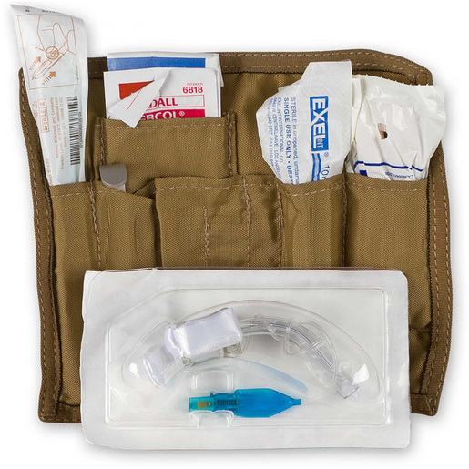 Tactical CricKit Cricothyroidotomy Kit