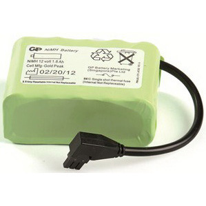12VDC NiMH Battery, For Laerdal Compact Suction Unit 4