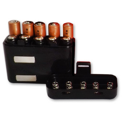 AAA Cartridge Battery Holder