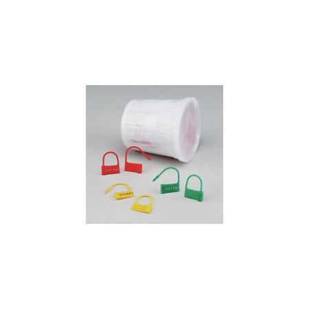 Safety Control Seals without Numbers