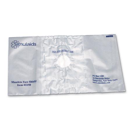 Manikin Face Shield