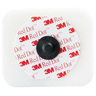 Red Dot™ Monitoring Electrodes with Foam Tape and Sticky Gel, Adult, 1.36in L x 1.60in W Size