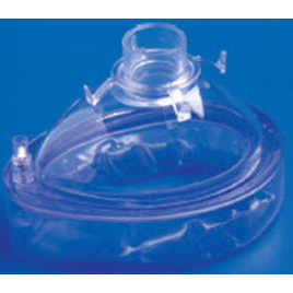 Rusch® Cushion Face Mask with Valve, Neonate Size 0