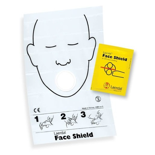 Laerdal Face Shield CPR Barrier
