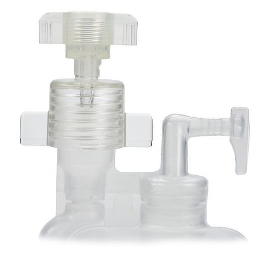 Humidifier Adapter, for use with AquaPak Prefilled Humidifiers