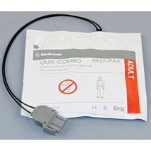 Edge System™ Electrode, With Quik-Combo® Connector and Redi-Pak™ Preconnect System