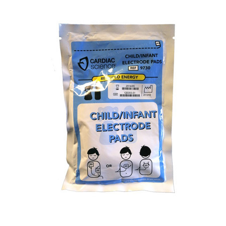 Powerheart® Defibrillator Electrodes, Pediatric
