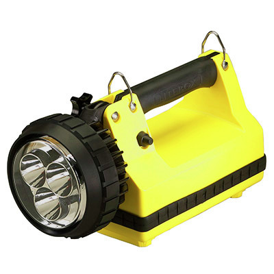 LiteBox® Streamlight, Yellow, 11 .5 L x 5.1 W x 7in H