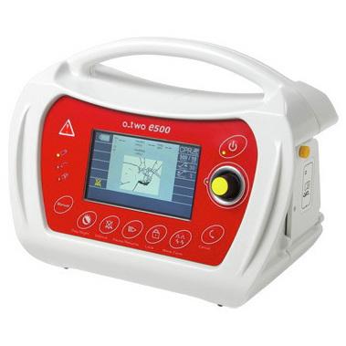 Ventilator, e500 Electronic Automatic Transport *Non-Returnable and Non-Cancelable*