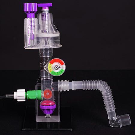 *Discontinued* VAR® Model PT Automatic Resuscitator, with Manometer