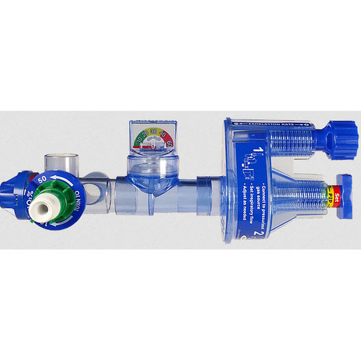 GO2VENT® (Gas Operated Ventilator) *Non-Returnable and Non-Cancelable*