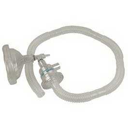 Ventilator Circuit with Swivel, 3ft
