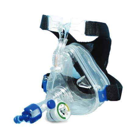 Flow-Safe® II CPAP System, Large, Full Face, Disposable, Single Patient Use