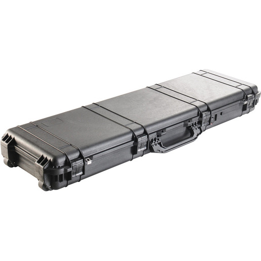 Pelican 1750 Protector Long Case with Foam, Black