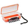 Guide Series™ Field Box, Small, Waterproof, TPR Lining, 9in x 4.88in x 3in, Orange
