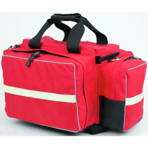 Medic Attack Pack, 18in L x 14in W x 11in H, Red, 1000 Denier Cordura Nylon