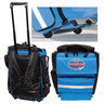 Transport ALS Roller Packs, 19in x 14in x 7in, Blue, Pocketed