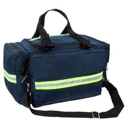 *Discontinued* Maxi Trauma Bag, Blue, With Side Strap