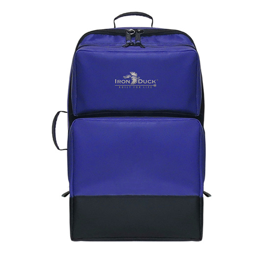Iron Duck Backpack Plus UP Fabric, Royal Blue