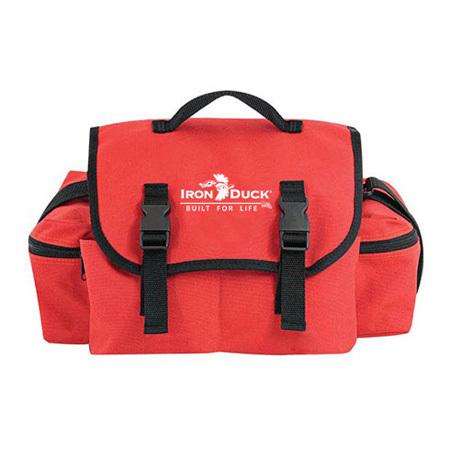 Standard Trauma Bag, Red-UP