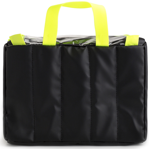 G3 First Aid Small Universal Kit, Black with Fluorescent Handle