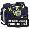 OMNI™ PRO BLS/ALS Total System Bag with M4L Ballistic Armored Protection, Blue