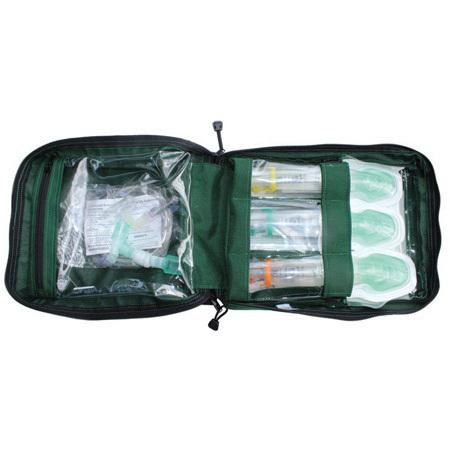 i-Gel® O2 Resus EMS Bag (Empty), Green