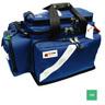 Trauma/Oxygen Deployment Bag, 23in L x 13-1/2in W x 14in D, Green, 1000Denier Cordura