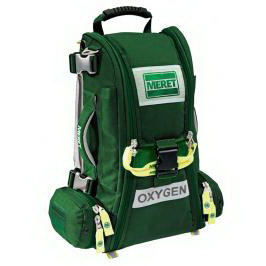 *Limited Quantity* Recover™ Pro O2 Response Bag, TS2 Ready™, Green